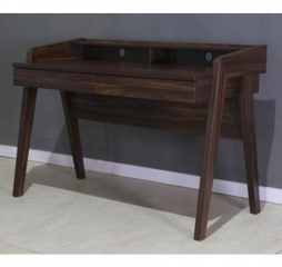 Halbert Two Drawer Writing Desk w/ Outlet by Coaster