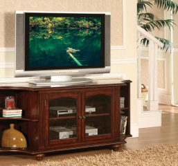 Piedmont TV Stand by Homelegance