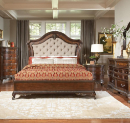 Bonaventure Park Bed by Homelegance