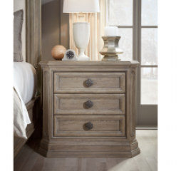 Manor House Bedside Chest by Legacy Classic