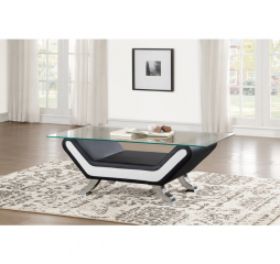Veloce Cocktail Table by Homelegance