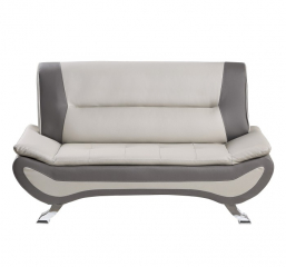 Veloce Loveseat by Homelegance