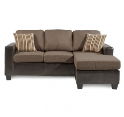 Reversible Sofa Chaise by Homelegance