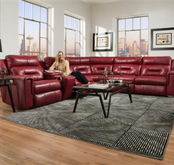 Excel Sectional by Southern Motion