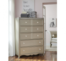 Glitz & Glam Drawer Chest by Legacy Classic Kids