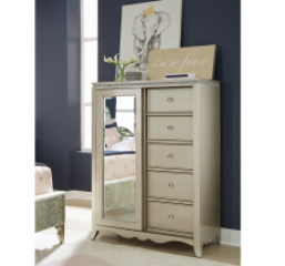Glitz & Glam Door Chest by Legacy Classic Kids