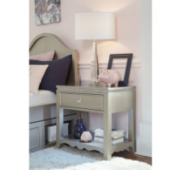 Glitz & Glam Open Nightstand by Legacy Classic Kids
