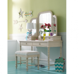 Grace Tri-View Vanity Mirror by Legacy Classic Kids