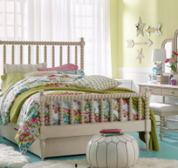 Grace Low Post Bed by Legacy Classic Kids