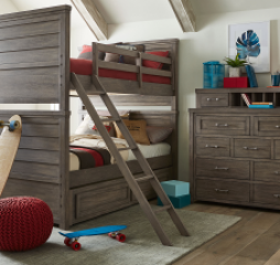 Bunkhouse Trundle Storage Drawer by Legacy Classic Kids
