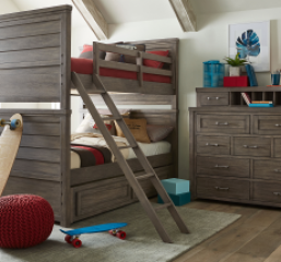 Bunkhouse Full Over Full Bunk Bed by Legacy Classic Kids
