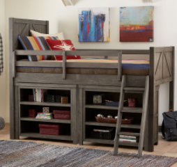 Bunkhouse Bookcase by Legacy Classic Kids