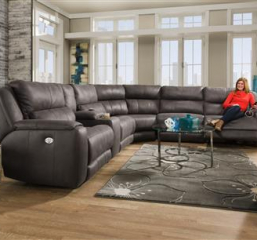 Dazzle Sectional by Southern Motion