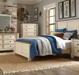 Weaver Bed by Homelegance