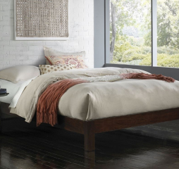 Figura Simple Platform Bed by Modus