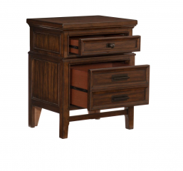 Frazier Park Nightstand by Homelegance