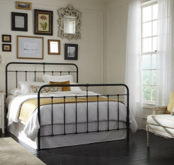 Hague Metal Bed by Modus