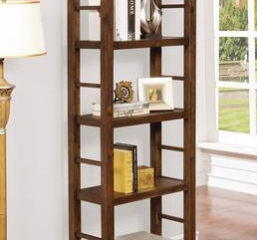 Kennesaw Four Tier Bookcase by Coaster