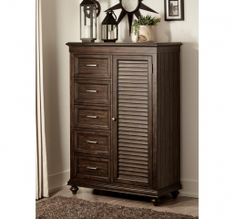 Cardano Wardrobe Chest by Homelegance