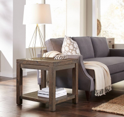 Craster End Table by Modus