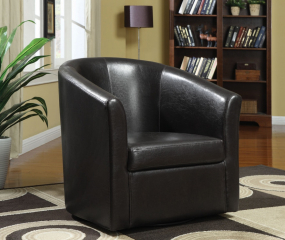 Traditional Contemporary Accent Chair by Coaster