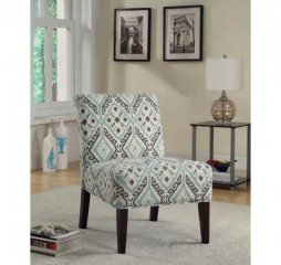 Casual Multi-Color Accent Chair by Coaster