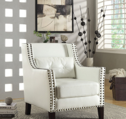 Transitional Traditional Accent Chair by Coaster