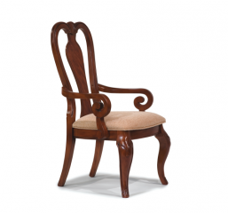 Evolution Queen Anne Arm Chair by Legacy Classic