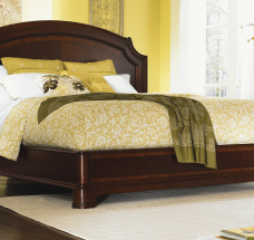 Evolution Platform Bed by Legacy Classic