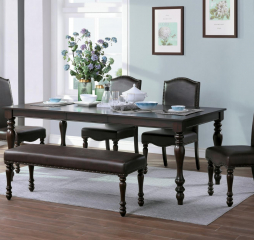 Hargreave Dining Table by Homelegance