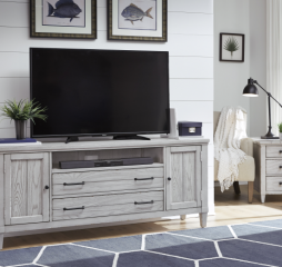 Belhaven Entertainment Console by Legacy Classic