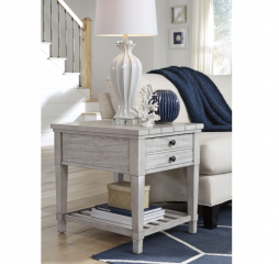 Belhaven End Table by Legacy Classic