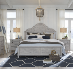 Belhaven Arched Panel Bed by Legacy Classic