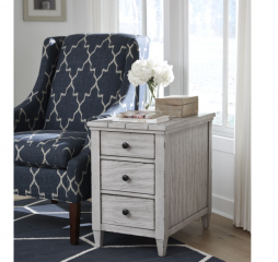 Belhaven Chairside Table by Legacy Classic
