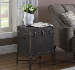 Accent Cabinet w/ Nailhead Trim by Coaster