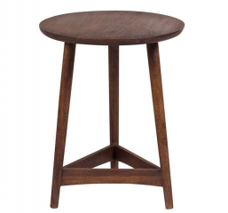 Baja Round End Table by Porter