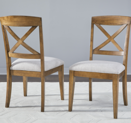 Highland X Back Side Chair by Legacy Classic