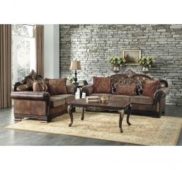 Croydon Sofa Table by Homelegance
