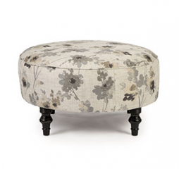 Renae Round Ottoman Bench by Best Home Furnishings
