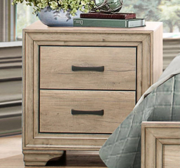 Lonan Nightstand by Homelegance
