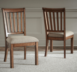 Oxford Place Slat Back Side Chair by Legacy Classic
