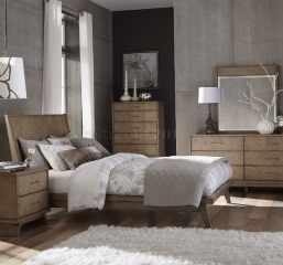 Liatris Platform Bed by Homelegance
