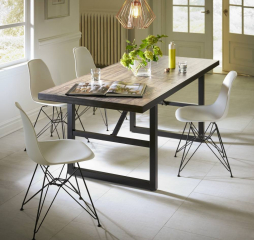 Crossroads Drift Table by Modus
