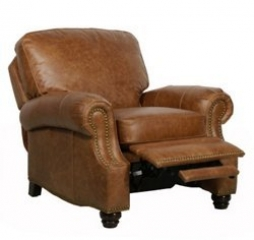 Barcalounger Longhorn II Leather Recliner Saddle Leather ...  sc 1 st  Broadway Furniture & BarcaLounger Archives | Broadway Furniture islam-shia.org