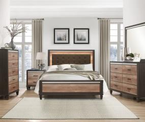 Danridge Bed by Homelegance