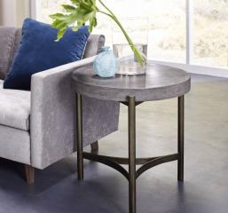 Lyon End Table by Modus