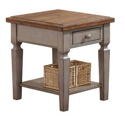 Barnwell 18″ End Table by Winners Only