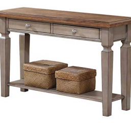 Barnwell 48″ Sofa Table by Winners Only
