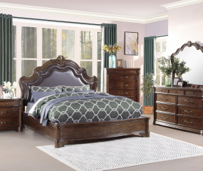 Barbary Bed by Homelegance