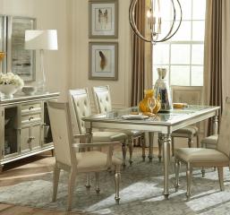 Celandine Dining Table by Homelegance